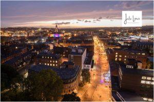 Bolton By Night, Bolton Pride, Bolton Lights, Landscape Photography