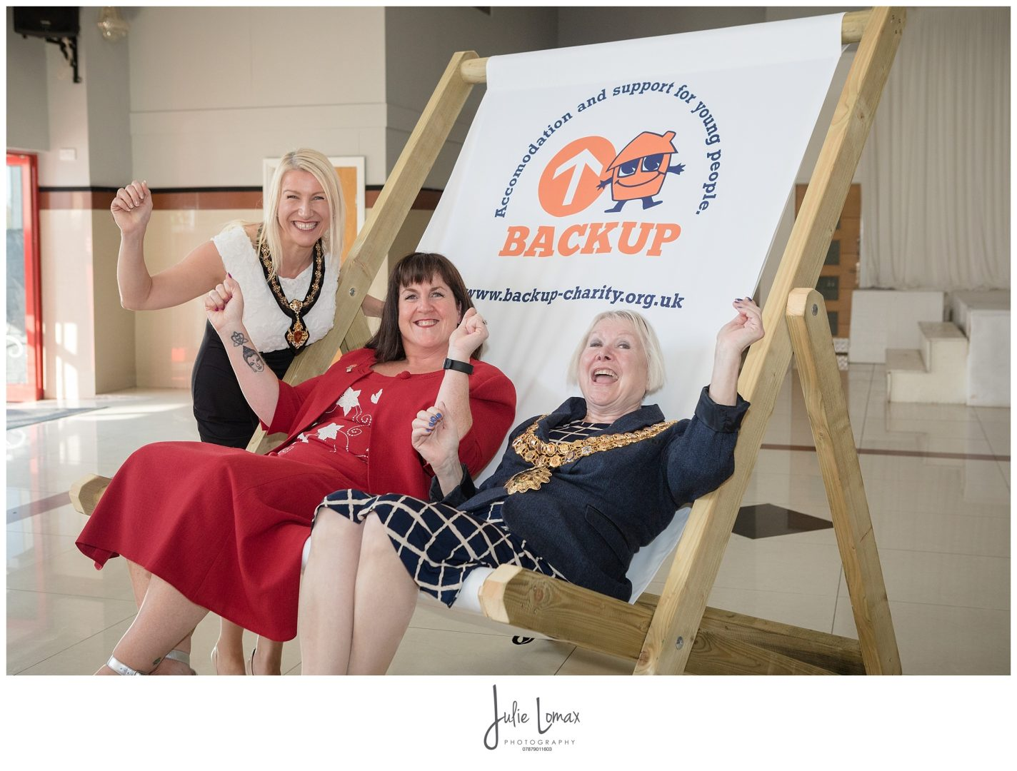 Backup AGM and rebrand event!